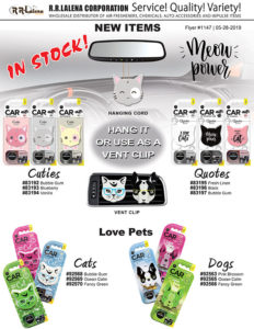 cats and dogs air fresheners