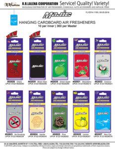 majic air fresheners