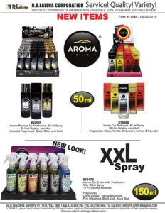 aroma air fresheners