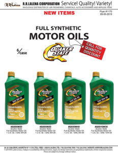 quaker state motor engine oils