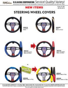 #1180 - Steering Wheel Covers