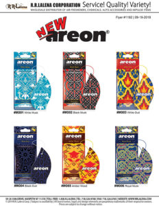 #1192 - Areon Orient Air Fresheners