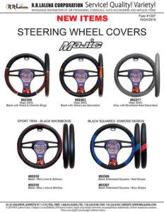 #1207 - Steering Wheel Covers