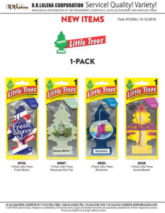 #1230a - Little Trees® 1-Pack Air Fresheners