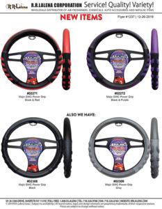 #1237 - Majic Steering Wheel Covers