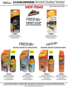 1248 - Armor All Air Fresheners