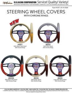 #1257 - Steering Wheel Covers