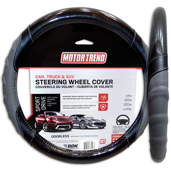 odorless steering wheel cover