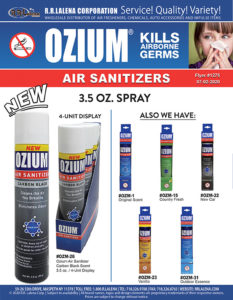 #1275 - Ozium 3.5 oz. Spray