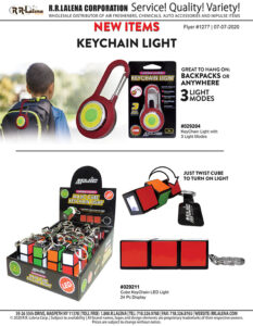 #1277 - Keychain Light