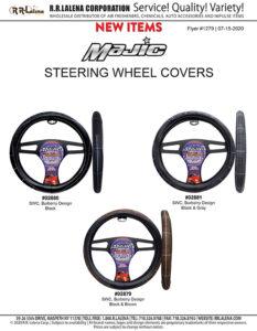 #1279 - New Steering Wheel Covers