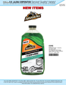 1328a - Armor All Extreme Shield + Ceramic Car Wash