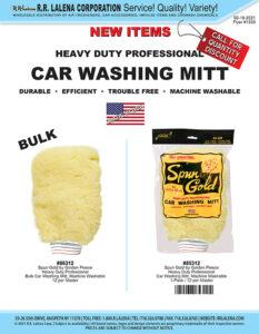 #1333 - Car Washing Mitt