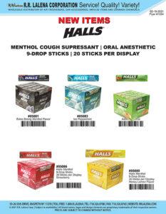 #1334 - Halls
