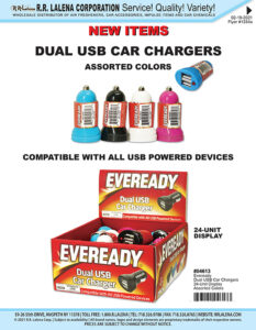 #1334a - Car Chargers