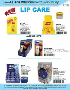 #1338 - Lip Care