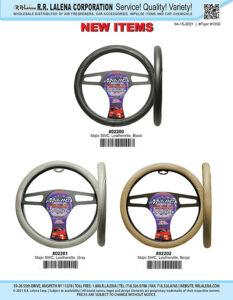 #1350 - Steering Wheel Covers