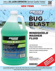 #1355 - prime Guard Bug Blast Windshield Washer Fluid