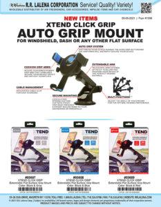 #1356 - Auto Grip Mount Phone Holders