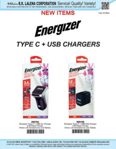 #1362a - Car and Wall Chargers