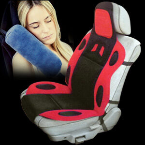 car seat covers and seat belt pads